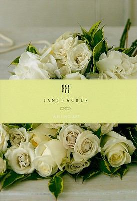 Jane Packer Writing Set [With Envelope and 30 Sheets of Writing Paper] 9781845979331
