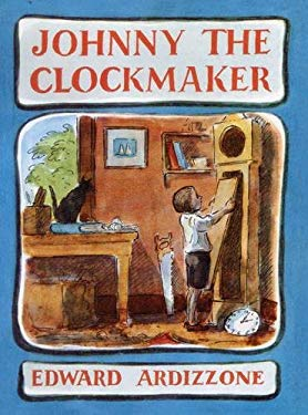 Johnny the Clockmaker 9781845079147
