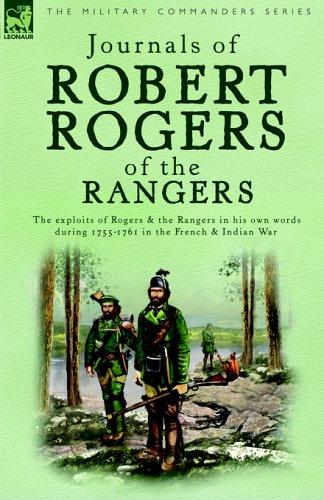 Journals of Robert Rogers of the Rangers 9781846770029