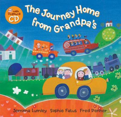 Journey Home from Grandpa Hc W Cdex 9781846868986