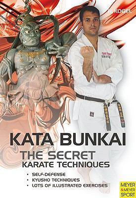The Secret Karate Techniques: Kata Bunkai 9781841262895