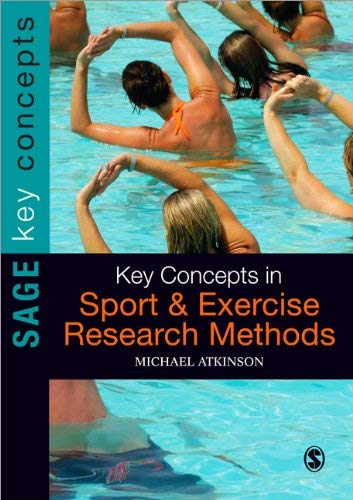 Key Concepts in Sport and Exercise Research Methods 9781848607293