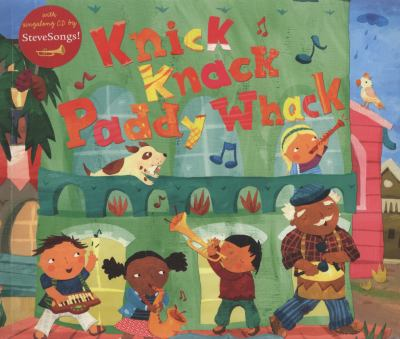 Knick Knack Paddy Whack [With CD (Audio)] 9781846863042