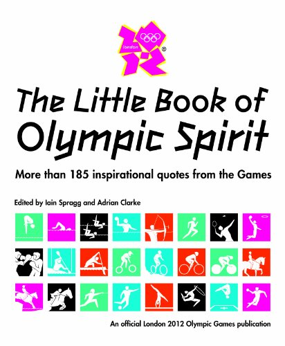 Little Book of Olympic Spirit 9781847328373