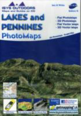 LAKES & PENNINES 9781845003098