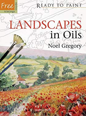 Landscapes in Oils [With Stencils] 9781844483648