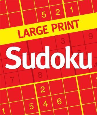 Large Print Sudoku 9781848378841