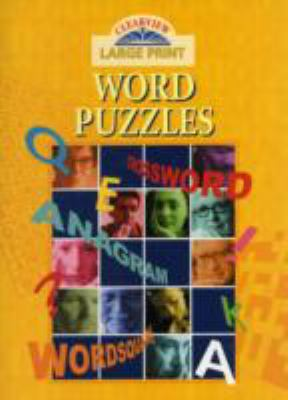Large Print Word Puzzles 9781842050026