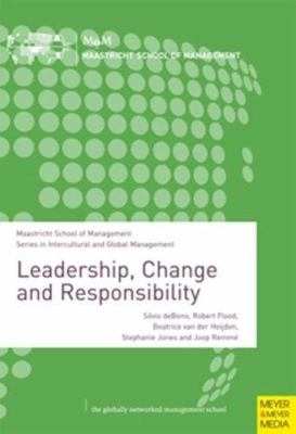 Leadership, Change and Responsibility 9781841262383