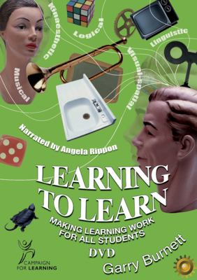 Learning to Learn DVD Workpack: Making Learning Work for All Students