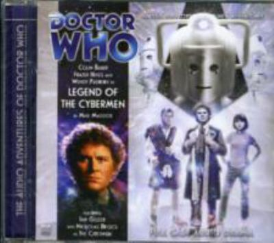 Legend of the Cybermen 9781844354597