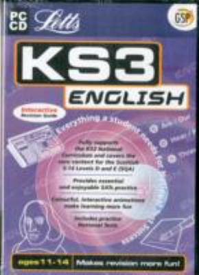 Letts KS3 English 9781841563817