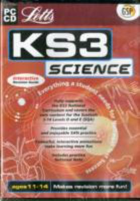 Letts KS3 Science 9781841563800