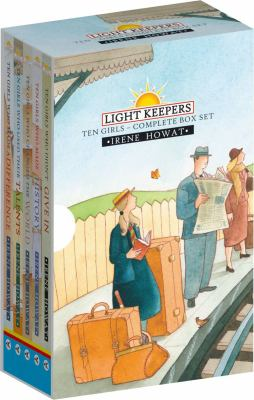 Light Keepers: Ten Girls - Complete Box Set: Ten Girls Who Didn't Give In/Ten Girls Who Used Their Talents/Ten Girls Who Made a Difference/Ten Girls W 9781845503192