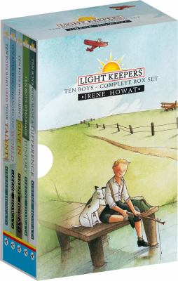 Lightkeepers: Ten Boys Complete Box Set 9781845503185