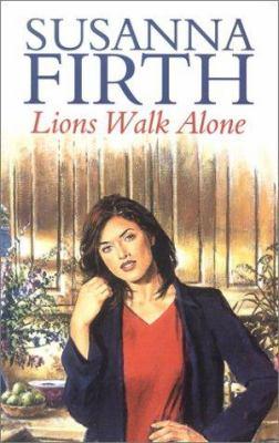 Lions Walk Alone 9781842621691
