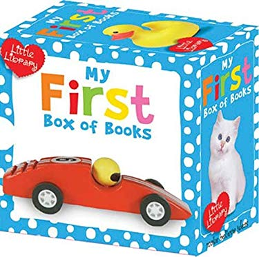 Little Library: My First Box of Books Set 9781848792111