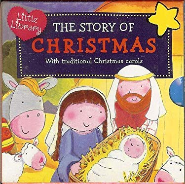 Little Library the Story of Christmas Set 9781848790865