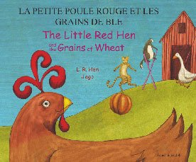 Little Red Hen 9781844442058