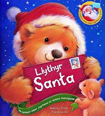 Llythyr Santa 9781848514812