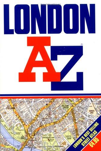 London A-Z 9781843480204