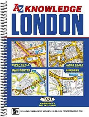 London Knowledge Atlas 9781843486756