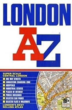 London Street Atlas 9781843486022