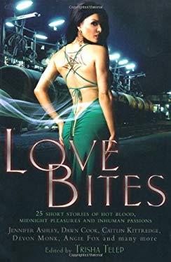 Love Bites: The Mammoth Book of Vampire Romance 9781849010436