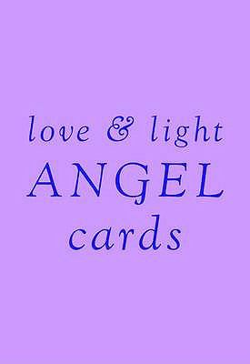 Love and Light Angel Cards 9781844007448