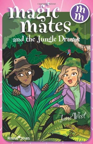 Magic Mates and the Jungle Drums 9781846803321