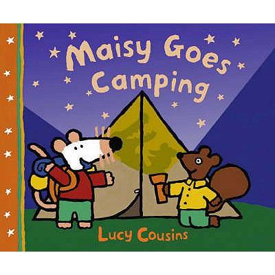 Maisy Goes Camping 9781844284405