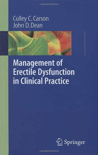 Management of Erectile Dysfunction in Clinical Practice 9781846283987