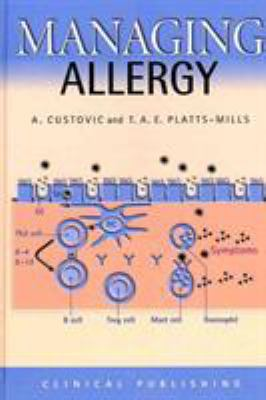 Managing Allergy 9781846920257