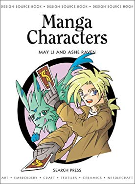 Manga Characters: Design Source Book 23 9781844480456