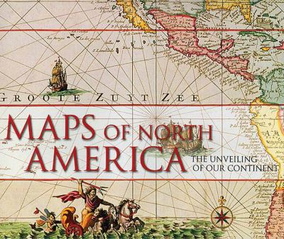 Maps of North America 9781847247087
