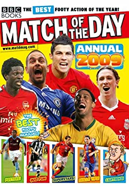 Match of the Day 2009 9781846073809
