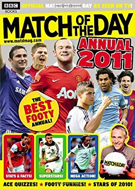 Match of the Day Annual 2011 9781849900669