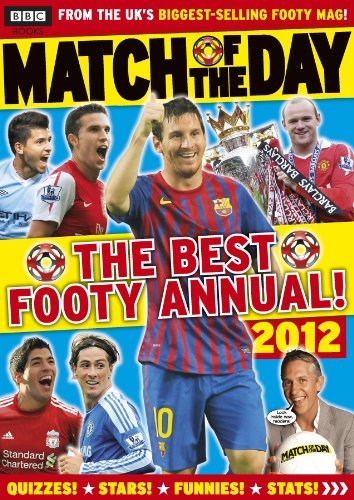 Match of the Day Annual 2012 9781849902397