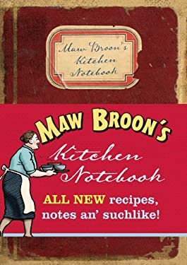 Maw Broon's Kitchen Notebook 9781849340366