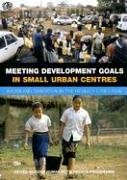 Meeting Development Goals in Small Urban Centres: Water and Sanitation in World's Cities 2006 9781844073054