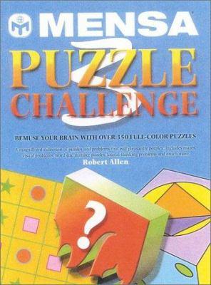 Mensa Puzzle Challenge 3 9781842223994