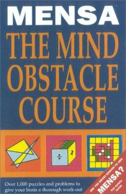 Mensa the Mind Obstacle Course 9781842221488