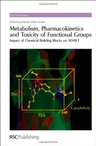 Metabolism, Pharmacokinetics and Toxicity of Functional Groups: Impact of the Building Blocks of Medicinal Chemistry on ADMET 9781849730167