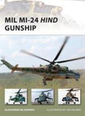 MIL MI-24 Hind Gunship 9781846039539
