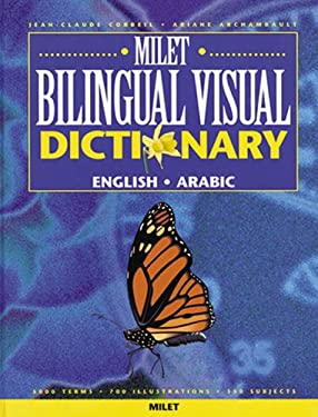 Milet Bilingual Visual Dictionary (Arabic-English) 9781840592566