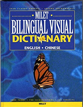Milet Bilingual Visual Dictionary (Chinese-English) 9781840592580