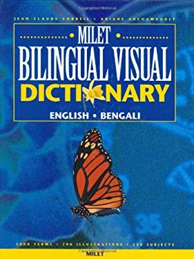 Milet Bilingual Visual Dictionary (English-Bengali)