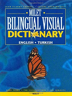 Milet Bilingual Visual Dictionary (Turkish-English) 9781840592603