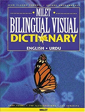 Milet Bilingual Visual Dictionary (Urdu-English) 9781840592610