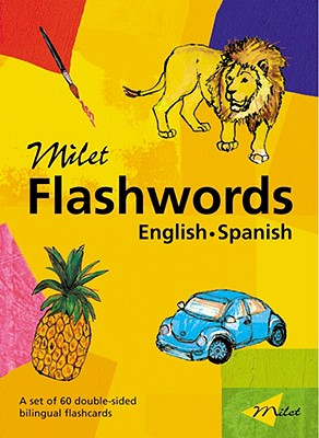 Milet Flashwords (English-Spanish) 9781840594188